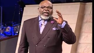 Living With Criticism - Part 3 - TD Jakes